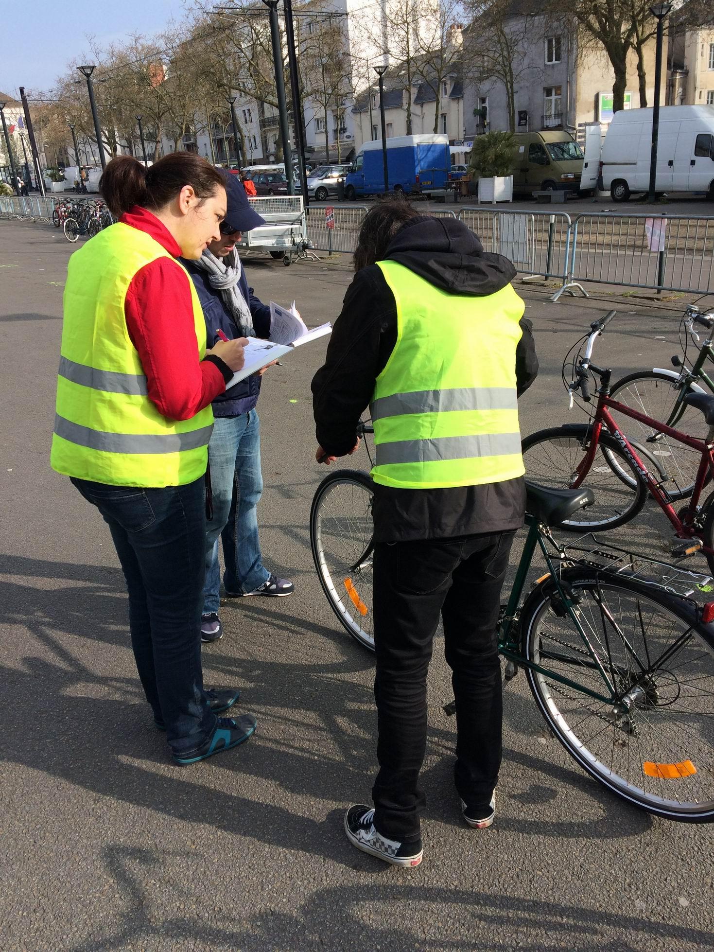 Bourse aux Vélos à Nantes le 24 mars 2018